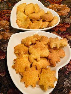 Ekspresowe ciastka kokosowe * Kulinarne życie Armine Kefir, Cookies, Cake, Food, Crochet, Diet, Crack Crackers, Biscuits, Kuchen
