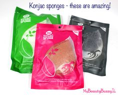 My Beauty Bunny loves My Konjac Sponge! If you're getting tired of hearing about the same types of skincare products over and over, you will be as excited as I am to learn about the konjac sponge!   Read more from My Beauty Bunny: http://www.mybeautybunny.com/beauty-bunny-loves-konjac-sponge/#ixzz2dqAChZ8Z
