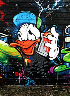 Donald the tagger