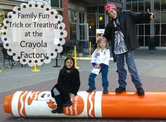 Family Fun at the Crayola Factory in Easton, PA  #Travel with The Spring Mount 6 Pack