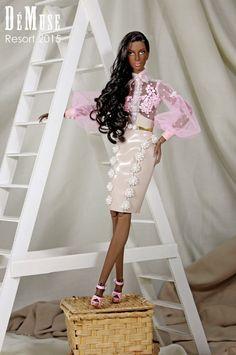 DéMuse High Fashion Doll. www.nigelchia.com