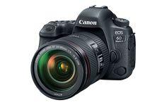 Nuevas cámaras DSLR EOS 6D Mark II y EOS Rebel SL2