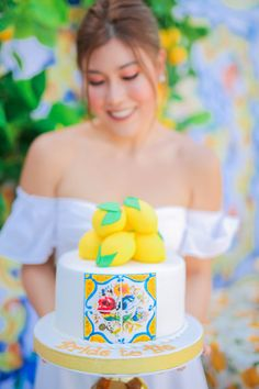 A Fun and Zesty Bridal Shower | Philippines Wedding Blog