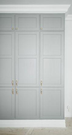 interior design ideas home Bedroom Closet Design, Bedroom Wardrobe, Wardrobe Doors, Built In Wardrobe, Closet Doors, Bedroom Decor, Bedroom Cupboards, Fitted Wardrobes, Paint Colors For Living Room
