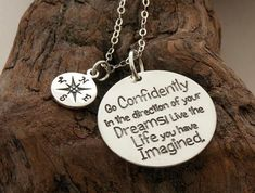 Hey, I found this really awesome Etsy listing at http://www.etsy.com/listing/115265909/graduation-necklace-or-key-ring-go