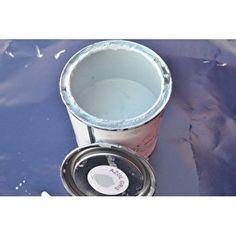 Krijtverf in de kleur Azul Gris.Verkrijgbaar in 250 ml en 750 ml