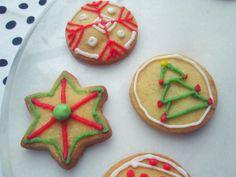 makkelijke kerstkoekjes Sugar, Cookies, Desserts, Food, Random Things, Holidays, Crack Crackers, Tailgate Desserts, Random Stuff