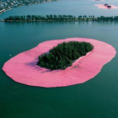 The Little Red Umbrella: Artists You Should Know: Christo and ...