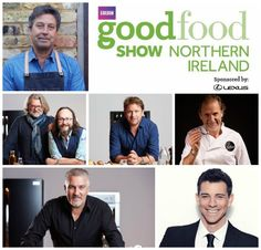 Book your tickets for the BBC Good Food Show NI before 5th Sept & get 20% off with whatsonni!