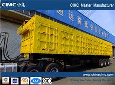 rear dump trailer -rick.che email :may@chinacimc.org +008613589025822