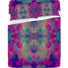 DENY Designs Home Accessories | Amy Sia Prism Sheet Set
