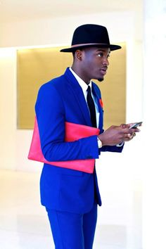 FashionsJamaica - Hot | Stylish | Trendy  - Men Clutch