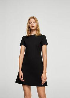 0edffc79a8 Sukienka z krótkim rękawem - Sukienki dla Kobieta