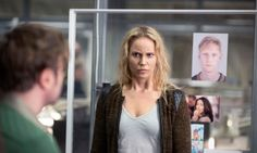 The Bridge TV show has been renewed for a fourth and final season on starring Sofia Helin as Saga Norén and Thure Lindh Famous Detectives, Tv Detectives, Leiden, The Bridge Tv Show, Best Series, Tv Series, Swedish Actresses, Bbc Two, Addicted Series