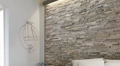 #RIVESTIMENTO IN #QUARZITE NATURALE #NATSTONE GREEN Mural Wall, Concrete Wall, Shabby Chic, Laundry, House Ideas, Projects, Diy, Home Decor, Laundry Room