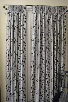 Pinch Pleat Curtains Curtains Pinterest Curtains