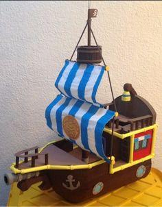piñatas artesanales barco pirata - Buscar con Google