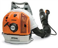 BR 600 STIHL Magnum® - Professional Use Backpack Blowers | STIHL USA