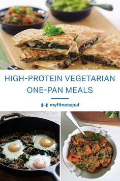 These one pan recipe