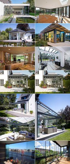 » Foldedøre og vinduer fra Solarlux