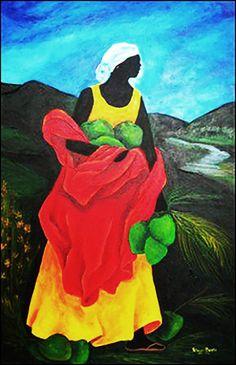 Season Coocoye ~ by Patricia Brintle, Haiti