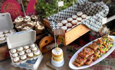 Hostess with the Mostess® - Summer Farmer's Market BBQ Birthday