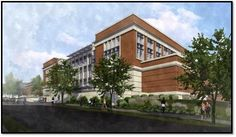 New classroom building proposed for Auburn University.  Coming Attractions: Auburn University Campus Construction - Auburn Family