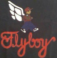 FlyBoy-T-shirt DTG