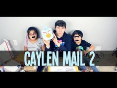 CAYLEN MAIL 2, they're presh!! JC is adorable,too I guess(;