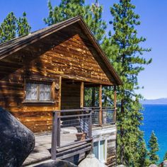 Cabins at Zephyr Point, Lake Tahoe