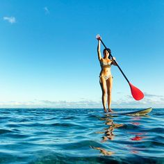 Exactly what to wear, what board to try, and how else you can look like a pro in your first stand-up paddleboard session. - Shape.com