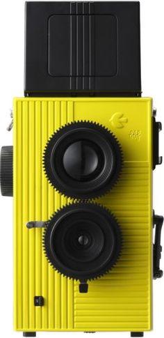 Blackbird Fly 35mm Twin Lens Reflex Camera