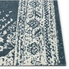 Well Woven Cedar Pax Vintage Bohemian Medallion Blue 7 ft. 10 in. x 9 ft. 10 in. Area Rug CD-44-7 - The Home Depot Home Depot Rugs, Affordable Area Rugs, Rug Company, Area Rug Sizes, Vintage Bohemian, Rugs In Living Room, Modern Classic, Neutral Colors, Colorful Rugs
