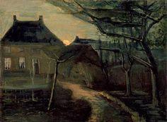 [Vincent Van Gogh] Nuenen