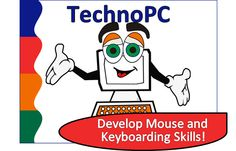 TECHNOPC: Teach computer fundamentals in a FUN way. Includes computer activities, worksheets, printable resources and more!