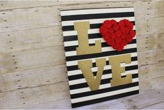 20 Valentine Craft Ideas that you can do last minute! MountainModernLife.com