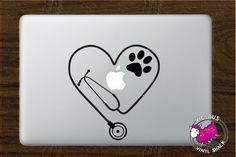 Customize your MacBook, Laptop, Car, Window.. you name it. These decals can be applied to any flat, non-porous surface. *Cannot be repositioned once