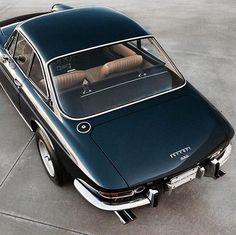 Vintage Ferrari 330 GTC.