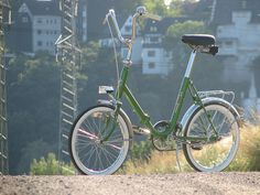 (Klaprad elite)..  the mini fiets (in Flemish,Dutch)