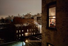 Taking voyeurism to a beautiful new level –the photography of Gail Albert Halaban