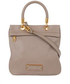 Marc Jacobs leather cross body bag.  I'm a big fan of cross body bags, they are so much easier to wear sometimes!