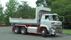 Hino ZM Dump Truck Decotora