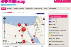 Harassmap - crowdsource sexual harassment  http://harassmap.org/main?l=en_US