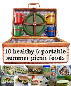10 Healthy Summer Recipes | remodelaholic.com #picnic #recipes #summer @Remodelaholic .com
