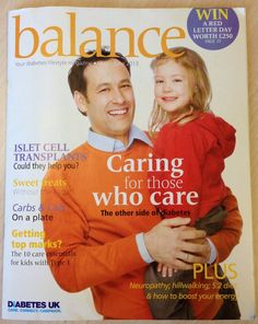 Diabetes UK Balance - May/June 2013 https://diabetes-uk.myownfone.com