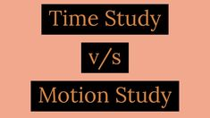 Difference between Time Study and Motion Study - NCERT Class 12 Business Studies Time And Motion Study, Scientific Management, Study Techniques, Business Studies, Distinguish Between, Class Management, Oc, Commercial, Education