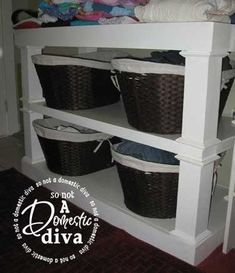 Modified Washer/Dryer Pedestal   Do It Yourself Home Projects from Ana White