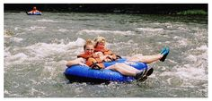 Tubing with New River's Edge