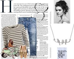 """""""Casual day"""" by christina-chrysandrea on Polyvore"""
