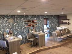 The Salon, Ringwood, Dorset   Capital Hair & Beauty Salon Refit  For details on salon refits, contact furniture@capitalhb.co.uk